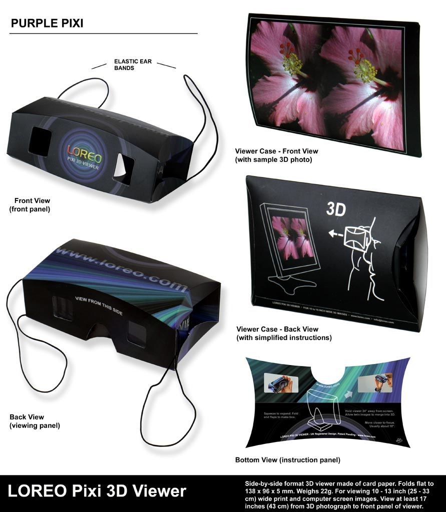 Loreo Product Photographs Loreo Pixi 3d Viewer Product