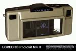 LOREO Photokit MK II 3D Camera
