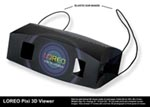 LOREO Pixi 3D Viewer - Purple Pixi